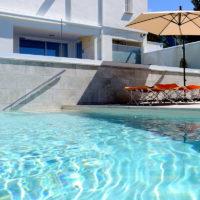 Diseño de piscina en Calafell, Tarragona